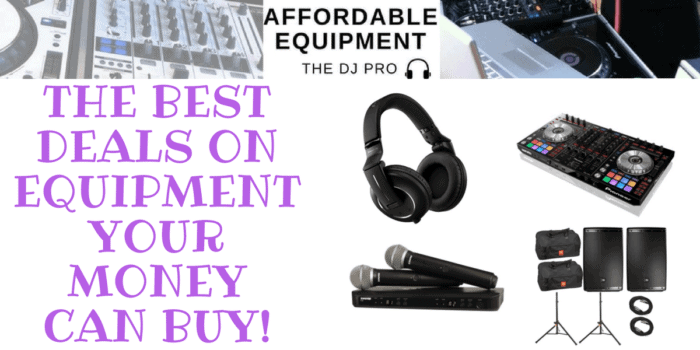 affordable equipment