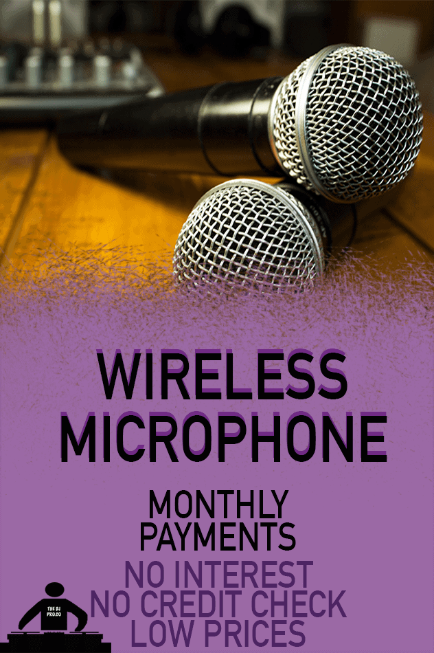Top 5 Affordable Wireless Microphone Systems For Your DJ Setup. No Interest, No credit, monthly payments at guaranteed low prices! Why buy anywhere else? #dj #djtips #djlife #djs #djgear #djequipment #djsetup #djsetupideas #wirelessmicrophone #thedjpro
