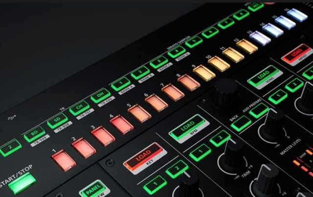 16 step sequencer