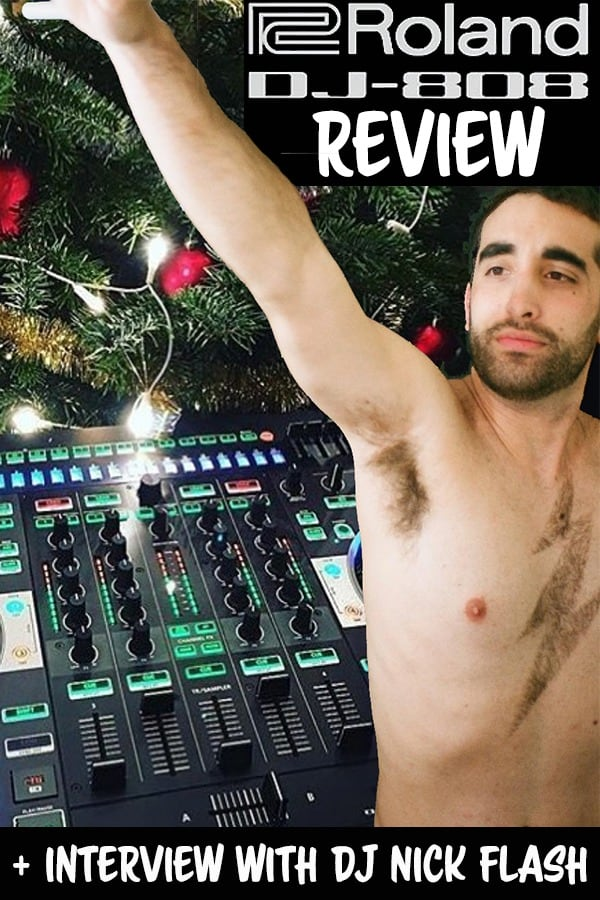 This Roland DJ 808 review covers everyting you need to know about this DJ controller including affordable pricing, specific details, and a testimony... #roland #dj #djcontroller #rolanddj808 #roland808 #turntable #djgear #djequipment #thedjpro #seratodj