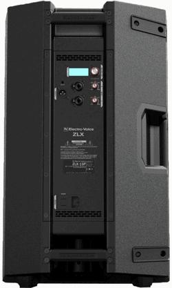 electro voice zlx 15p rear
